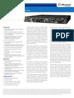 Microsemi_TP5000_Datasheet