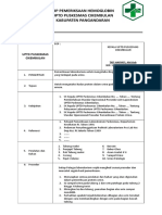 SOP Pemeriksaan Protein Urine