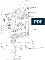 KP2671XWH1 KitchenAid Diagram