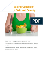 10 Leading Causes of Weight Gain and Obesity.pdf