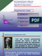 1- La Programacion Lineal - Copy