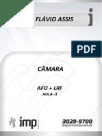 AULA 03 DE AFO + LRF PARA CÂMARA