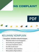 Prisentasi Handling Komplain