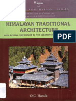 Himalayan Traditional Architecture