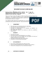 Core Values Survey