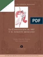 Colección Historia del noreste mexicano, Pedro Torres Estrada - La constitución de 1857 y el noreste mexicano.pdf