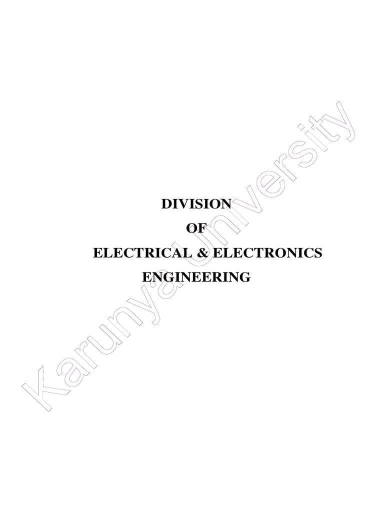 Eeepdf Mosfets And Cmos Inverter Elec2210 V10 Documentation