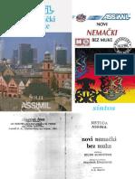 Assimil - Novi Nemački Bez Muke Sa Integrisanim Audiom