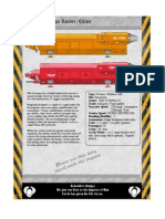 Rogue Trader Guiyang Cargo Lander / Cutter