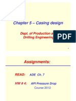 Chuong 5 - Casing Design.ppt Compatibility Mode