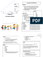 Play Group Curriculum