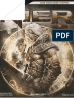 Pages From NIER BradyGames Official Strategy Guide