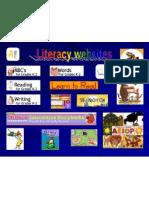 Literacy Websites Links