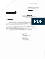 FBI FOIA Destruction of Records