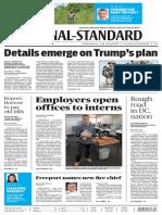 Fehr Graham intern interviewed by The Journal-Standard