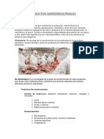 PRODUCTOS-AGROINDUSTRIALES
