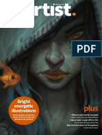 2dartist Issue 132 Dec16 Lite Issue