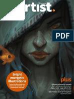2dartist Issue 132 Dec16 Lite Issue