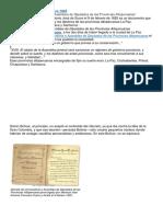 Decreto de Sucre 9 Febrero 1821