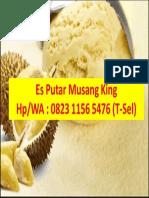 Termurah & Bergaransi, Usaha Es Putar Pak Kumis Makassar, Call/WA