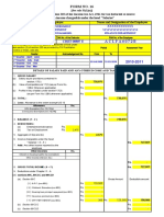 Anb Form 16 ITR(Saral II) 2010 Model