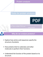 CHAPTER 2-4 Protein Analysis