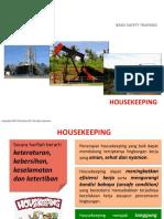 Bahan Housekeeping