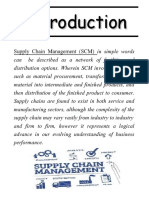 Supply chain management & GST effect  in Pharmaceuticals