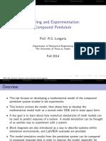 2 Modeling Experimentation Pendulum