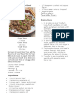 poultry dishes.docx