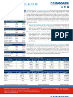 Analysis on Market Outlook by Mansukh Investment & Trading Solutions 11/08/2010
