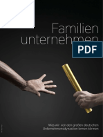 Dossier Familienunternehmen