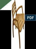 Cadeira Pato Isaac Acre