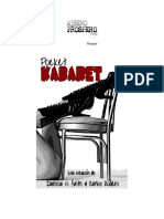 Dossier Pocket Kabaret English