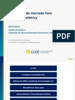 CCEE - Energia Mercado Livre