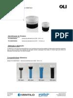 Ficha Tecnica Sistema Ventilo Descricao