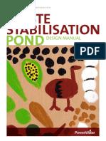 Waste Stabilisation Pond Design Manual