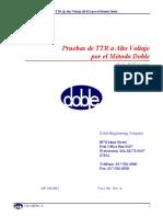TTRC TEST Spanish Version 120525