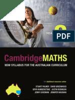Y8 Cambridge Textbook