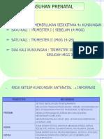 K 13-14 Pemeriksaan Antenatal