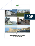 Appraisal of the Conservation Areas of Portland as Amended 2017