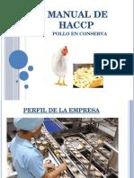 Manual de HACCP