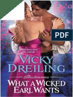 Vicky Dreiling - Dorințele Unui Conte