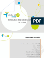 programa de intervencion especializada PIE