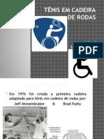 Tênis em cadeira de rodas.pptx