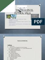Táctica Futbol sala