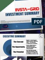 Insta Grid Invest Summary