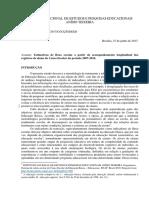 Nota Técnica Taxas de Transição 07-16