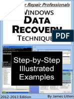 Windows Data Recovery Techniques (Computer - Litten, James