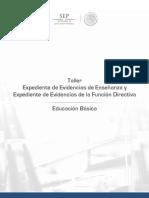 TALLER DE EXPEDIENTE DE EVIDENCIAS.pdf